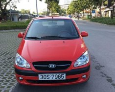 Bán Hyundai Getz đời 2009, xe nhập, giá tốt giá 220 triệu tại Hà Nội