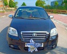 Bán xe Daewoo Gentra sản xuất năm 2009, màu đen xe gia đình giá 156 triệu tại Hà Nội