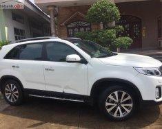Bán Kia Sorento năm 2015, màu trắng, xe nhập, xe gia đình giá 695 triệu tại Tp.HCM