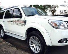 Cần bán Ford Everest năm sản xuất 2014, màu trắng, chính chủ giá 620 triệu tại Tp.HCM