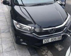 Bán Honda City CVT đời 2017, màu đen, chính chủ giá 520 triệu tại Hà Nội