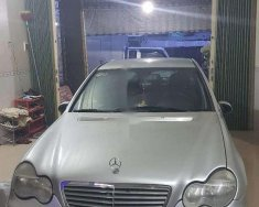 Bán Mercedes C200 sản xuất năm 2002, màu bạc, nhập khẩu nguyên chiếc, xe gia đình giá 195 triệu tại Đồng Tháp