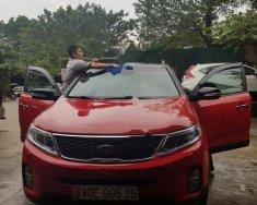 Cần bán xe cũ Kia Sorento năm 2017, màu đỏ, giá tốt giá 780 triệu tại Hà Nội