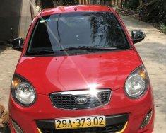Bán ô tô Kia Morning đời 2009, màu đỏ chính chủ giá 155 triệu tại Phú Thọ