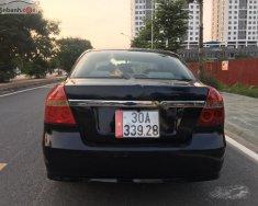 Bán Daewoo Gentra 1.5 MT năm 2008, màu đen số sàn, giá tốt giá 148 triệu tại Hà Nội