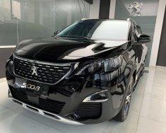Bán xe Peugeot 5008 năm 2019, màu đen giá 1 tỷ 399 tr tại Hà Nội