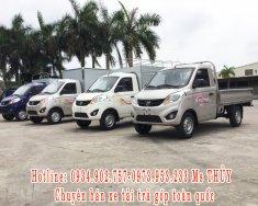 Xe tải Foton990kg thùng bạt | Giá gốc nhà máy/bán trả góp giá 150 triệu tại Tp.HCM