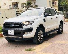 Bán xe Ford Ranger Wildtrak đời 2017, màu trắng, nhập khẩu giá 770 triệu tại Hà Nội