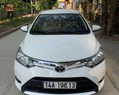 Cần bán Toyota Vios E 2016, màu trắng, giá tốt giá 420 triệu tại Thanh Hóa