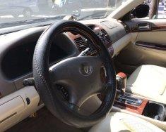 Bán Toyota Camry 3.0 AT sản xuất năm 2003, màu đen, xe nhập còn mới, giá tốt giá 250 triệu tại BR-Vũng Tàu