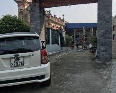 Cần lên 7 chỗ bán xe Kia Morning 2013, màu trắng, xe chính chủ giá 180 triệu tại Nam Định