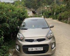 Bán Kia Morning đời 2015, màu xám, xe nhập khẩu chính hãng giá 255 triệu tại Lâm Đồng