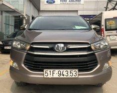 Bán Toyota Innova 2.0E đời 2016, màu bạc, giá tốt giá 655 triệu tại Tp.HCM