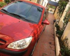 Cần bán lại xe Hyundai Click AT năm sản xuất 2007, màu đỏ, nhập khẩu nguyên chiếc   giá 175 triệu tại Nam Định