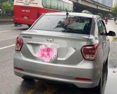 Cần bán xe Hyundai Grand i10 đời 2015, màu bạc, nhập khẩu số tự động giá 355 triệu tại Hà Nội