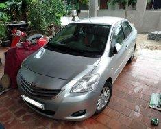 Bán xe Toyota Vios MT sản xuất 2011, màu bạc giá 290 triệu tại Hà Tĩnh