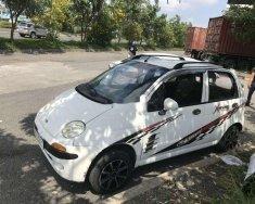 Bán Daewoo Matiz 2001, màu trắng, xe nhập, giá 57tr giá 57 triệu tại Cần Thơ