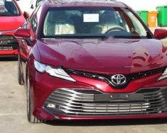 Bán Toyota Camry 2019, màu đỏ, nhập khẩu giá 1 tỷ 235 tr tại Tp.HCM