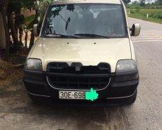 Cần bán lại xe Fiat Doblo sản xuất 2004, màu kem (be), nhập khẩu chính hãng giá 92 triệu tại Hà Nội