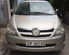 Bán xe Toyota Innova năm sản xuất 2006, màu bạc giá Giá thỏa thuận tại Thái Bình