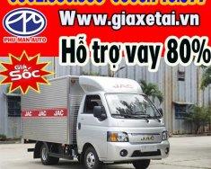 xe tải Jac 1 tấn 5 cabin hyundai| mua xe tải jac x5 trả góp giá tốt giá 150 triệu tại Tp.HCM