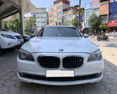 BMW 750Li sản xuất 2009 màu trắng, nội thất kem, biển Hà Nội siêu VIP giá 950 triệu tại Hà Nội