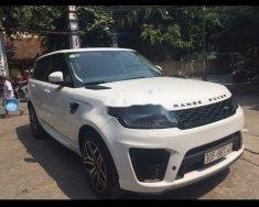 Xe LandRover Range Rover sport HSE đời 2014, màu trắng, nhập khẩu nguyên chiếc giá 3 tỷ 300 tr tại Hà Nội