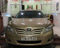 Bán xe Toyota Camry năm sản xuất 2009, màu nâu, xe nhập chính hãng giá 705 triệu tại Đồng Nai
