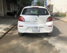 Cần bán lại xe Mitsubishi Mirage sản xuất năm 2018, màu trắng, nhập khẩu chính hãng giá 335 triệu tại Quảng Nam