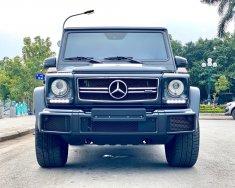 Cần bán xe Mercedes G500 2017, màu đen giá 6 tỷ 999 tr tại Hà Nội