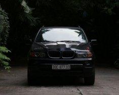 Cần bán BMW X5 năm sản xuất 2005, màu đen, nhập khẩu chính hãng giá 366 triệu tại Hà Nội