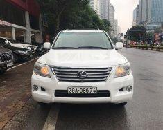 Cần bán Lexus LX5700 sản xuất 2009, nhập khẩu nguyên chiếc, số tự động giá Giá thỏa thuận tại Hà Nội