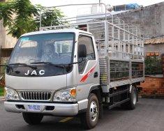 Bán xe tải JAC 2t4 2019, máy Isuzu, thùng bọng mới tinh giá 100 triệu tại Tp.HCM