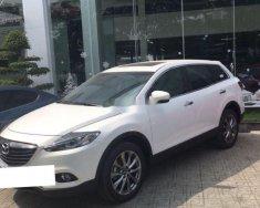 Bán Mazda CX 9 đời 2016, nhập khẩu chính hãng giá 1 tỷ 150 tr tại Tp.HCM