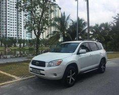 Bán xe Toyota RAV4 sản xuất năm 2007, màu trắng, nhập khẩu chính hãng giá 455 triệu tại Hà Nội