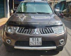 Cần bán Mitsubishi Pajero Sport 2011, màu nâu, nhập khẩu, giá cạnh tranh giá 490 triệu tại Tp.HCM