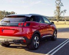 Bán xe Peugeot 3008 all-new 2019, màu đỏ, ưu đãi cực khủng giá 1 tỷ 199 tr tại Hà Nội
