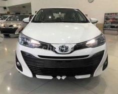 Cần bán Toyota Vios sản xuất năm 2019, màu trắng, giá 475tr giá 475 triệu tại Hà Nam