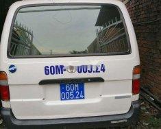 Cần bán Toyota Hiace năm sản xuất 2005, màu trắng, nhập khẩu  giá 160 triệu tại Đồng Nai