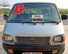 Cần bán Toyota Hiace đời 2000 xe nguyên bản giá 24 triệu tại Thái Bình