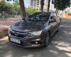 Bán Honda City sản xuất 2018, màu xám, xe gia đình giá 522 triệu tại Đồng Nai