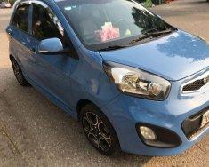 Cần bán xe Kia Morning đời 2012, màu xanh lam, xe nhập chính hãng giá Giá thỏa thuận tại Hà Nội