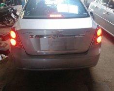 Cần bán Chevrolet Lacetti năm sản xuất 2009, màu bạc, xe nhập chính hãng giá 167 triệu tại Gia Lai