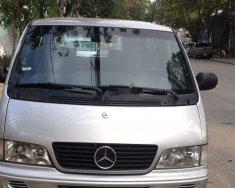 Bán xe Mercedes MB năm 2004, màu bạc, xe gia đình, giá chỉ 258 triệu giá 258 triệu tại Cần Thơ