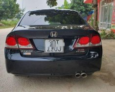 Bán ô tô Honda Civic 2010, màu đen xe gia đình, 345 triệu xe nguyên bản giá 345 triệu tại Hà Nội