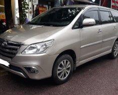 Chính chủ cần bán Toyota Innova 2016, bản 2.0E giá 485 triệu tại Hà Nội