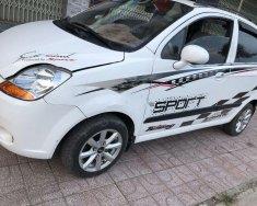 Bán xe Chevrolet Spark sản xuất 2009, màu trắng giá 115 triệu tại An Giang