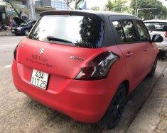 Bán Suzuki Swift AT đời 2014, màu đỏ giá cạnh tranh giá 375 triệu tại Đà Nẵng