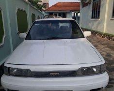 Cần bán lại xe Toyota Camry 1988, màu trắng, nhập khẩu giá 60 triệu tại Tp.HCM
