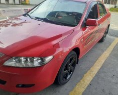 Bán Mazda 6 đời 2004, màu đỏ, xe nhập, giá 220tr giá 220 triệu tại An Giang